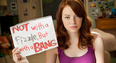Easy A movie reviews and rankings