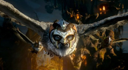 Legend of the Guardians movie reviews and rankings