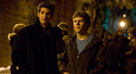 the social network movie reviews and rankings