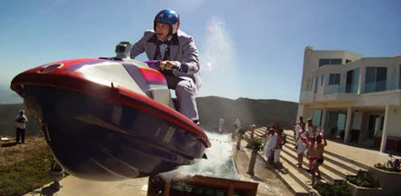 Jackass 3D movie reviews and rankings
