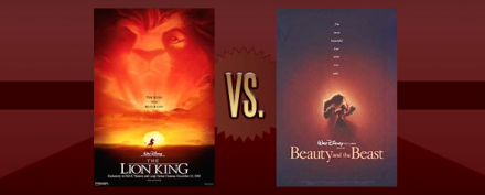 Compare and contrast essay on beauty and the beast