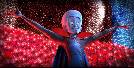 Megamind movie reviews and rankings