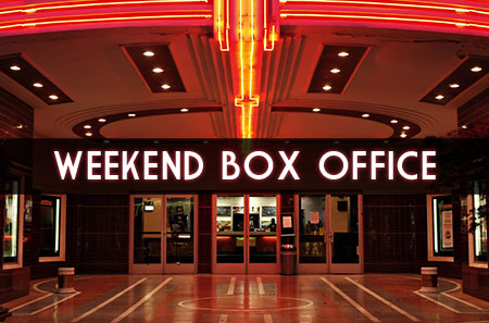 weekend box office - May 6 - 8