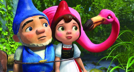 Gnomeo & Juliet movie reviews and rankings