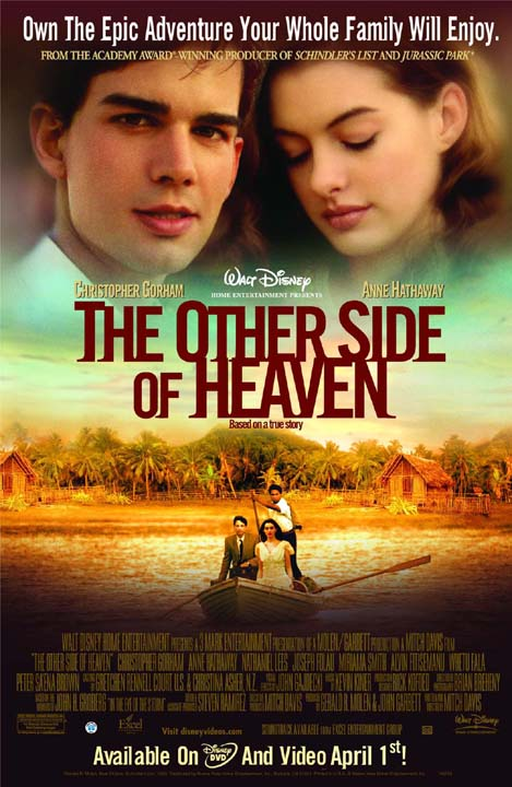 THE OTHER SIDE OF HEAVEN reviews and rankings