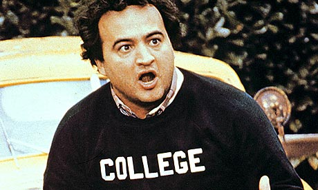 addiction John Belushi