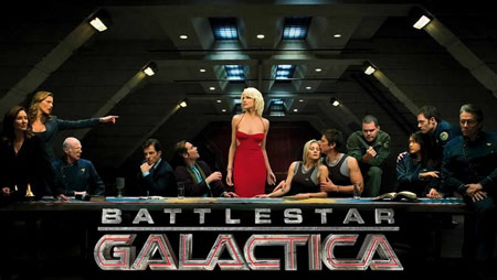 Battlestar Galactica on netflix instant streaming