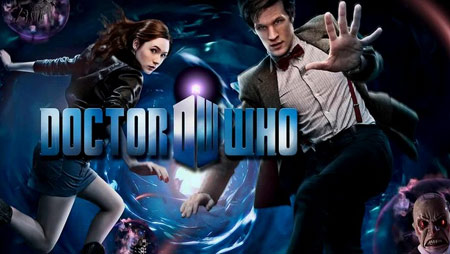 Doctor Who on netflix instant streaming