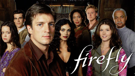 Firefly on netflix instant streaming
