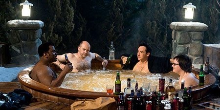 Hot Tub Time Machine on netflix instant watch