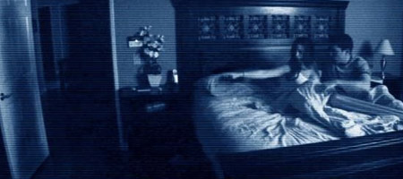 Paranormal Activity on netflix instant watch