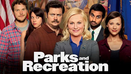 Parks and Recreation on netflix instant streaming