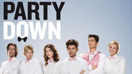 Party Down on netflix instant streaming