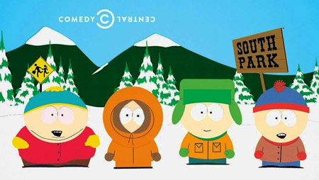 South Park on netflix instant streaming