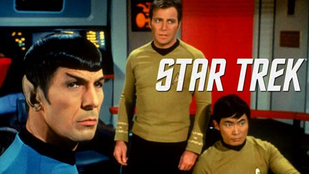Star Trek on netflix instant streaming
