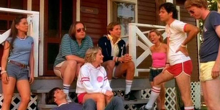 Wet Hot American Summer on netflix instant watch