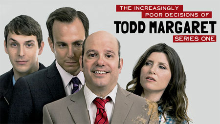 The Increasingly Poor Decisions of Todd Margaret on netflix instant watch