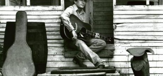 Pure Country - George Strait as Dusty on porch
