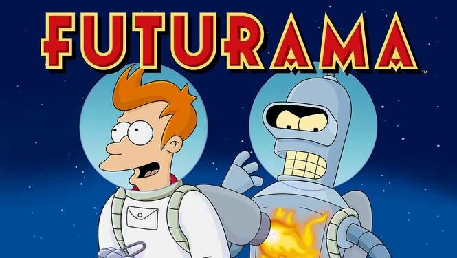 Futurama (Vol. 6) on netflix instant watch