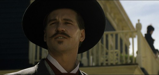 He's your Huckleberry.