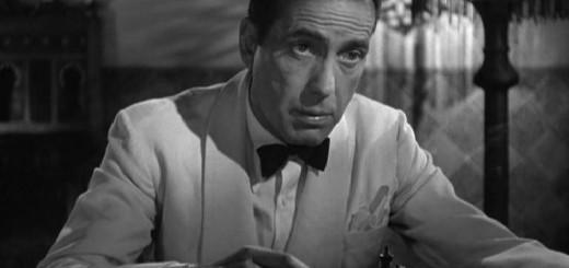 Casablanca - Humphrey Bogart