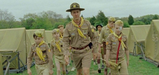 Moonrise Kingdom scouts