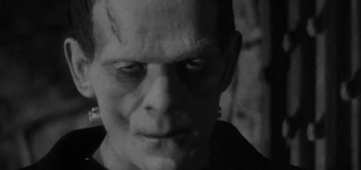 Frankenstein Boris Karloff as The Creature