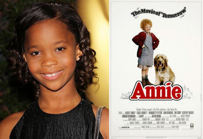 Annie movie songs