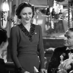 In Which We Serve Celia Johnson as Alix toasting