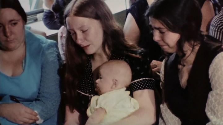 Lawrence Jones's widow and daughter