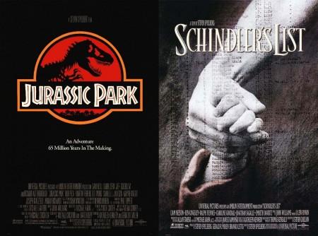 Jurassic Park Schindler's List