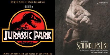 Jurassic Park Schindler's List OMPS
