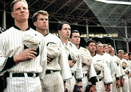 Eight Men Out - lineup