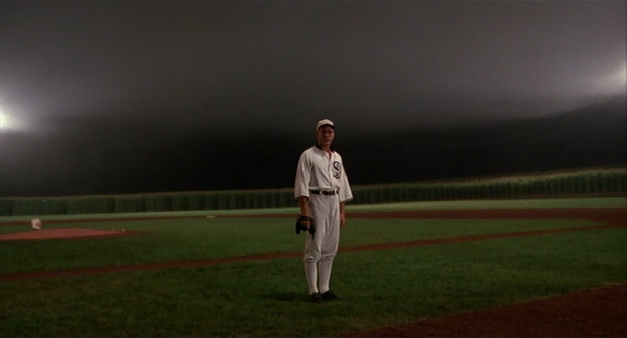 shoeless joe vs field of dreams Follow @tvguide field of dreams 1989 movie based on the wp kinsella's oddball fantasy novel shoeless joe--in which the protagonist kidnaps novelist jd salinger--the film is a canny blend of myth, dreams, and baseball which (some viewers of goodread more.