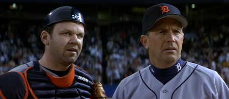 For Love of the Game - John C. Reilly & Kevin Costner How ya doin', ace