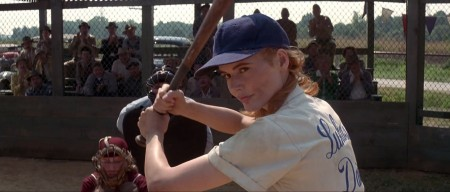 League of Their Own - Geena Davis as Dottie