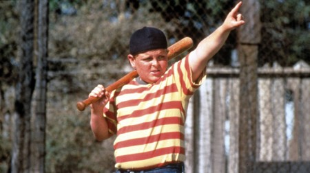 Sandlot - Patrick Renna as Ham