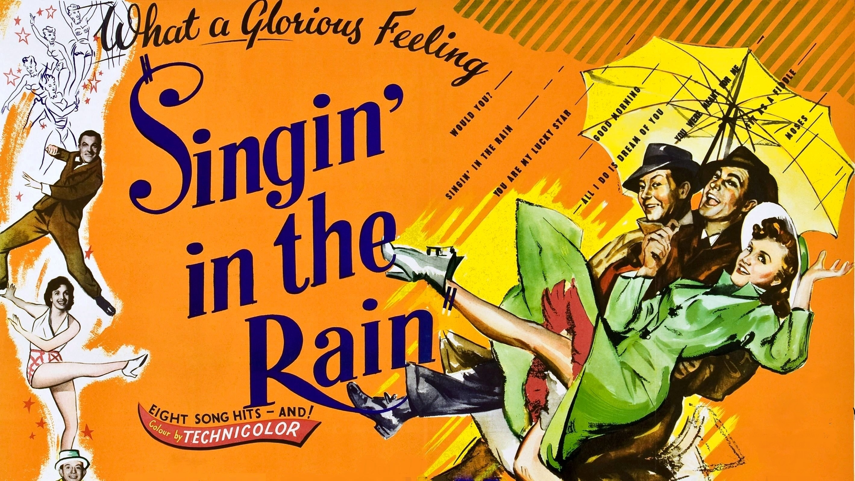 Singin In The Rain Nathan S Movie Challenge Week 1
