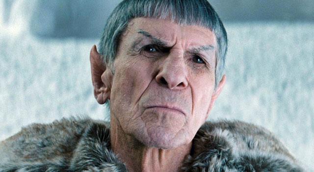 Leonard nimoy as spock confirm