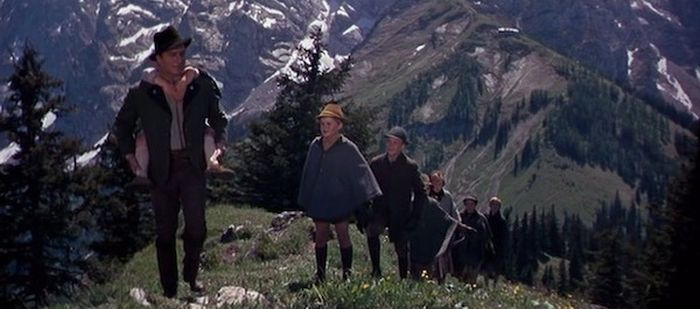 An image from the movie's final scene