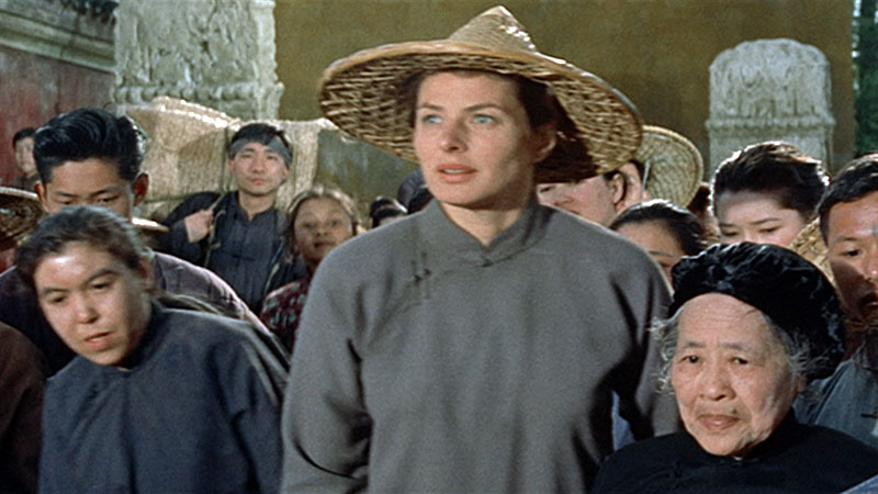 Ingrid Bergman in THE INN OF THE SIXTH HAPPINESS