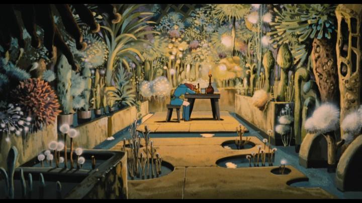 An underground garden from NAUSICAA