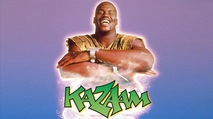 Movies To See Before You Die: Kazaam | Flickchart: The Blog