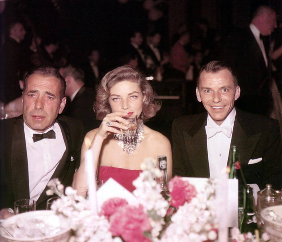 Bogart, Bacall, and Sinatra founded the so-called Rat Pack