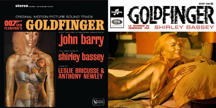 Goldfinger - LP & Single