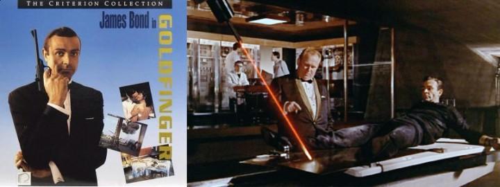 Goldfinger Laser