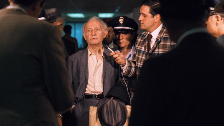 Lee Strasberg as Roth