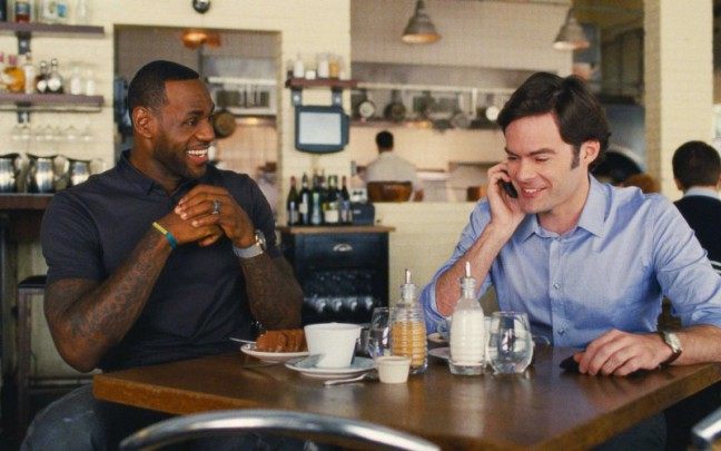 A screening of Judd Apatow's TRAINWRECK, starring Amy Schumer, Bill Hader, and LeBron James, was the site of the deadly shooting