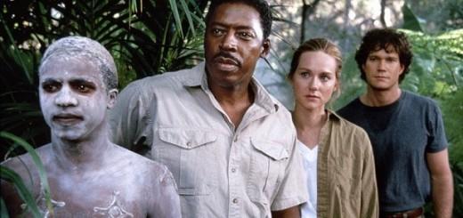 Congo cast