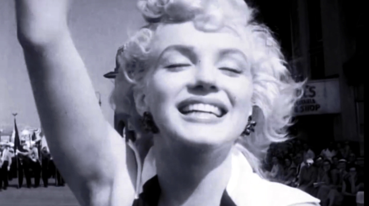 Beyond major news events, the archive includes footage of Marilyn Monroe, Twiggy, and other major 20th century celebs.